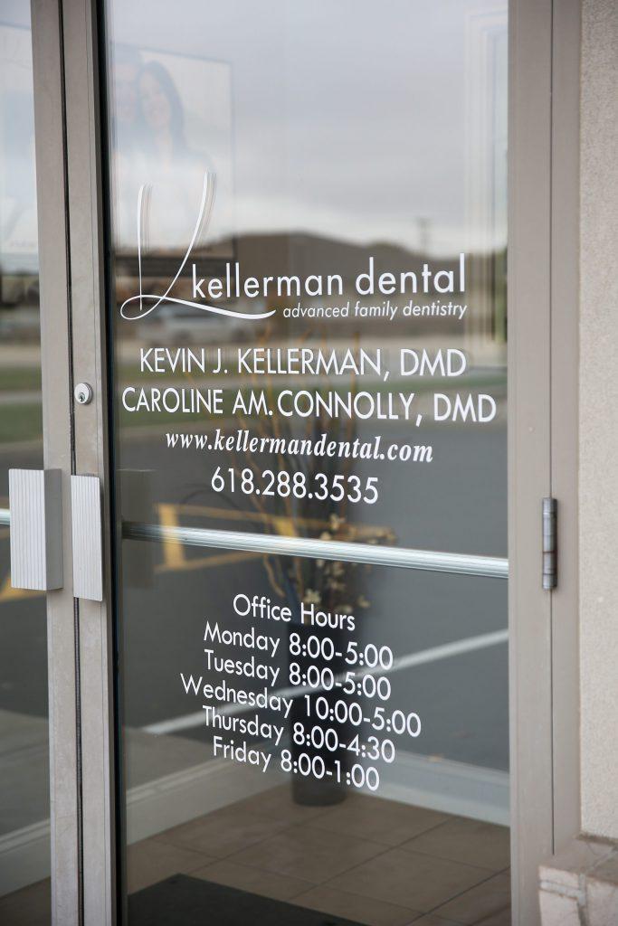 Kellerman Dental  - front door